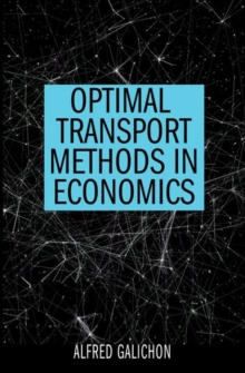 Optimal Transport Methods in Economics, Hardback Book