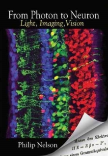 From Photon to Neuron : Light, Imaging, Vision, Hardback Book