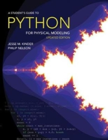 A Student's Guide to Python for Physical Modeling, Hardback Book
