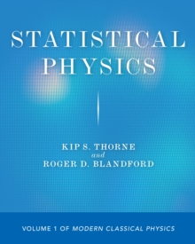 Statistical Physics : Volume 1 of Modern Classical Physics, PDF eBook