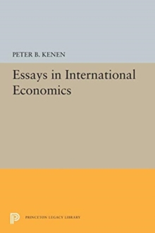 Essays in International Economics, Paperback / softback Book