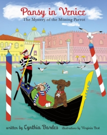 Pansy in Venice : The Mystery of the Missing Parrot, Hardback Book