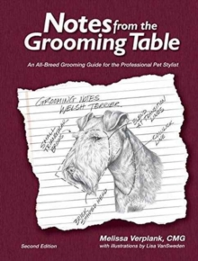 Notes from the Grooming Table, Paperback / softback Book