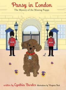 Pansy in London : The Mystery of the Missing Puppy, Hardback Book