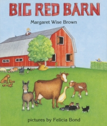 Big Red Barn, Board book Book
