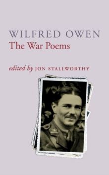 The War Poems of Wilfred Owen, Paperback Book