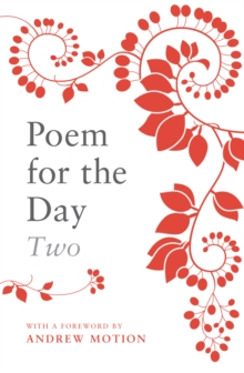 Poem For The Day Two, Paperback Book