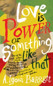 Love is Power or Something Like That, Paperback Book