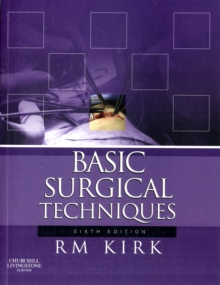 Basic Surgical Techniques, Paperback Book