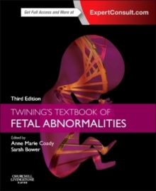 Twining's Textbook of Fetal Abnormalities : Expert Consult: Online and Print, Hardback Book