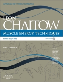 Muscle Energy Techniques : with access to www.chaitowmuscleenergytechniques.com, Paperback / softback Book