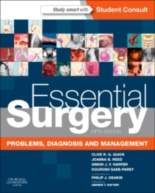 Essential Surgery : Problems, Diagnosis and Management With STUDENT CONSULT Online Access, Paperback / softback Book