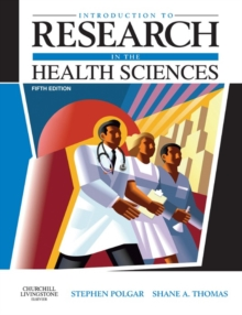 Introduction to Research in the Health Sciences E-Book, EPUB eBook