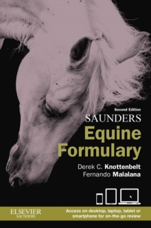 Saunders Equine Formulary E-Book, EPUB eBook