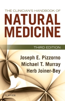 The Clinician's Handbook of Natural Medicine, Paperback Book