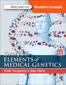 Emery's Elements of Medical Genetics, Paperback / softback Book