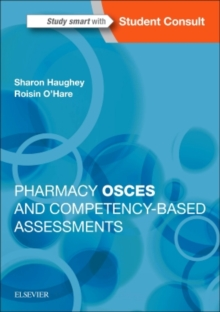 Pharmacy OSCEs and Competency-Based Assessments, Paperback Book