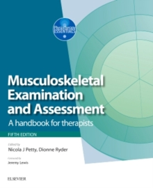 Musculoskeletal Examination and Assessment - Volume 1 : A Handbook for Therapists, Paperback / softback Book