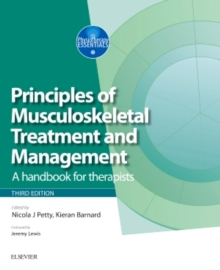 Principles of Musculoskeletal Treatment and Management - Volume 2 : A Handbook for Therapists, Paperback / softback Book