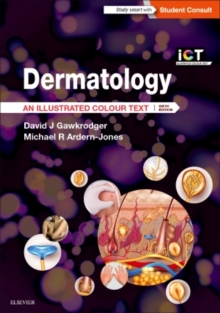 Dermatology : An Illustrated Colour Text, Paperback / softback Book