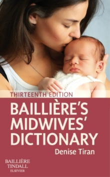 Bailliere's Midwives' Dictionary, Paperback Book