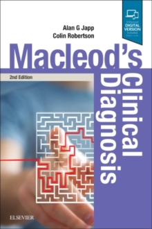 Macleod's Clinical Diagnosis, Paperback Book