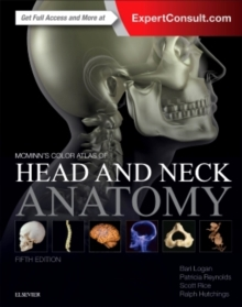 McMinn's Color Atlas of Head and Neck Anatomy, Hardback Book