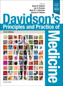 Davidson's Principles and Practice of Medicine, Paperback / softback Book