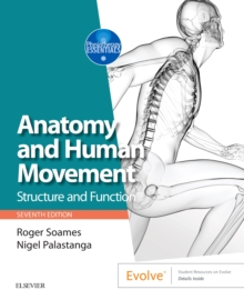 Anatomy and Human Movement : Structure and function, Paperback / softback Book