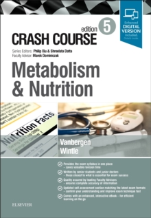 Crash Course Metabolism and Nutrition, Paperback / softback Book