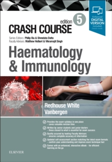 Crash Course Haematology and Immunology, Paperback / softback Book