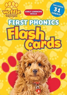 First Phonics Flash Cards, Cards Book