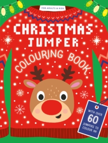The Christmas Jumper Colouring Book, Paperback / softback Book