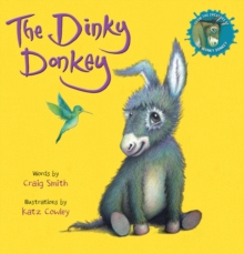 The Dinky Donkey (BB), Board book Book