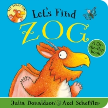 Let's Find Zog, Board book Book