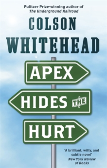 Apex Hides the Hurt, Paperback Book