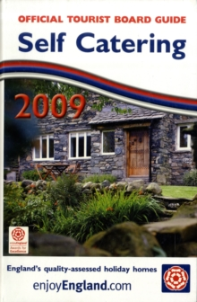 Self Catering : Guide to Quality-assessed Holiday Homes, Paperback Book