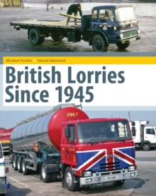 British Lorries Since 1945, Hardback Book