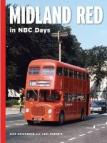 Midland Red in NBC Days, Hardback Book