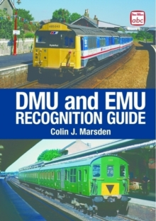 DMU and EMU Recognition Guide, Hardback Book