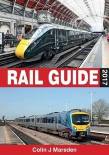 ABC Rail Guide 2017, Hardback Book