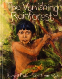 The Vanishing Rainforest, Paperback / softback Book