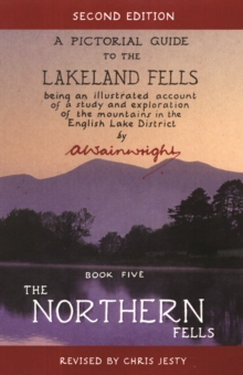 The The Northern Fells, Hardback Book