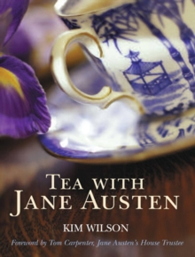 Tea with Jane Austen, Hardback Book
