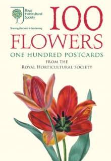 100 Flowers : One Hundred Postcards from, Hardback Book