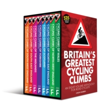 Britain's Greatest Cycling Climbs, Hardback Book