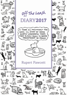 Off the Leash Diary 2017, Paperback Book