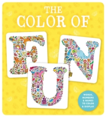 The Color of Fun, Paperback Book