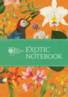 RHS Exotic Notebook, Paperback Book