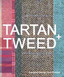 Tartan + Tweed, Hardback Book
